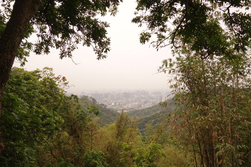 Mon voyage à Dakeng Mountain à Taichung à Taïwan