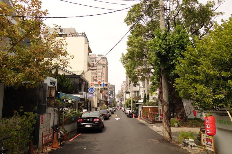 Mon voyage à Taichung à Taïwan Taïwan
