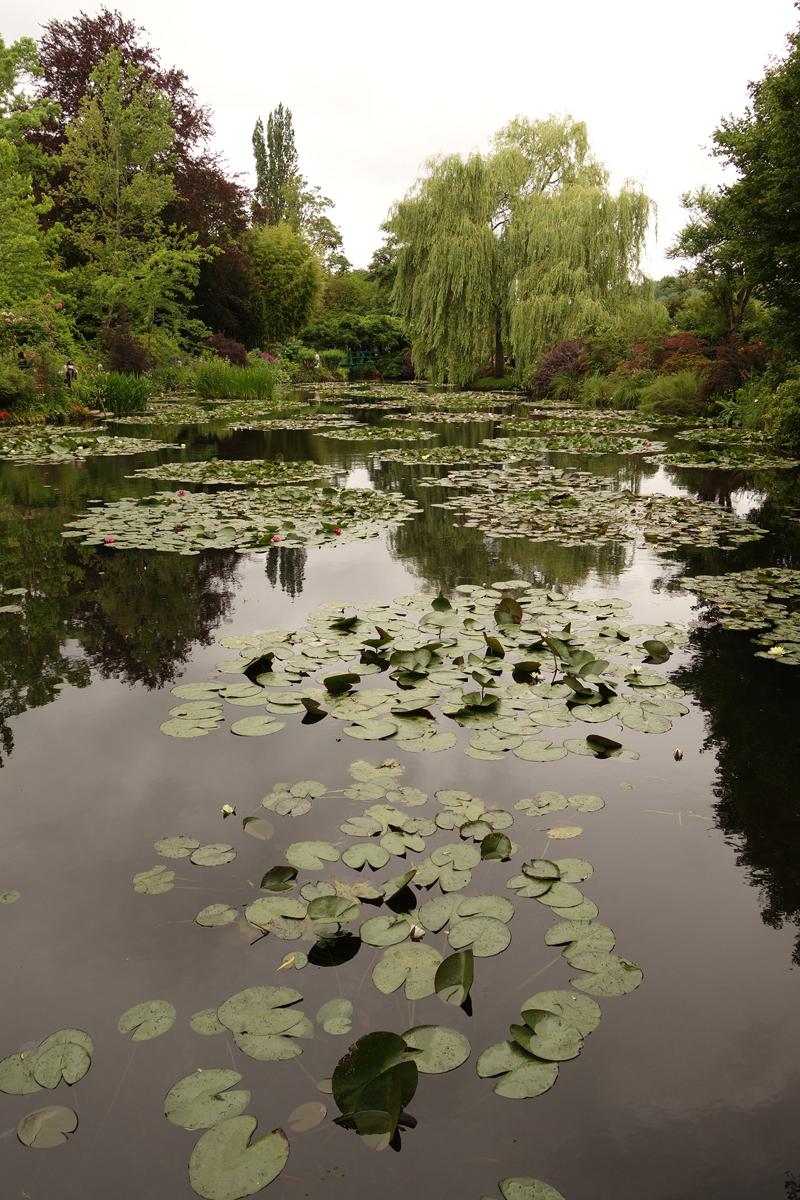 Mon voyage à la maison de Claude Monet à Giverny en France