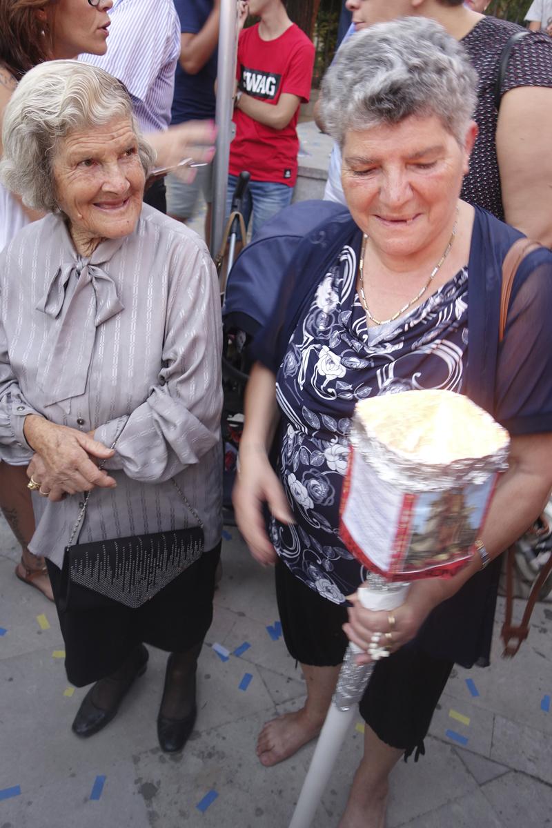 Voyage en Sicile à Ragusa Nuova et Ragusa Ibla Procession San Giovanni