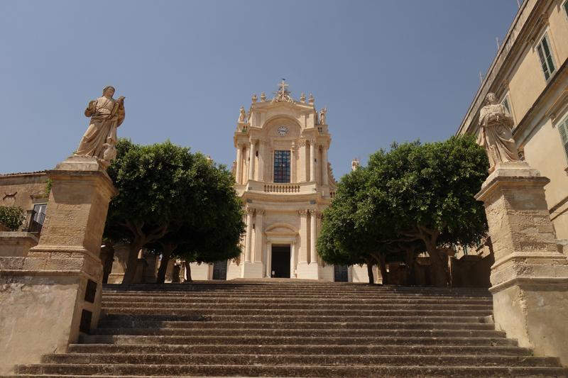 Mon voyage à Modica en Sicile