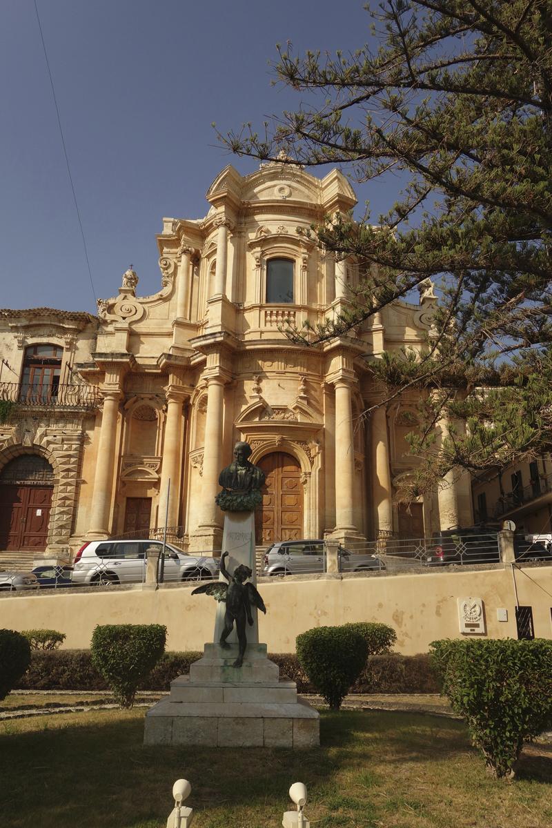 Mon voyage à Noto en Sicile