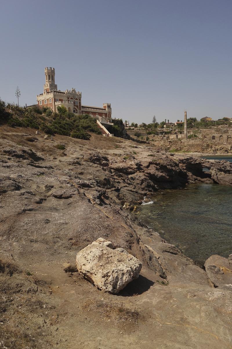 Mon voyage à Portopalo en Sicile