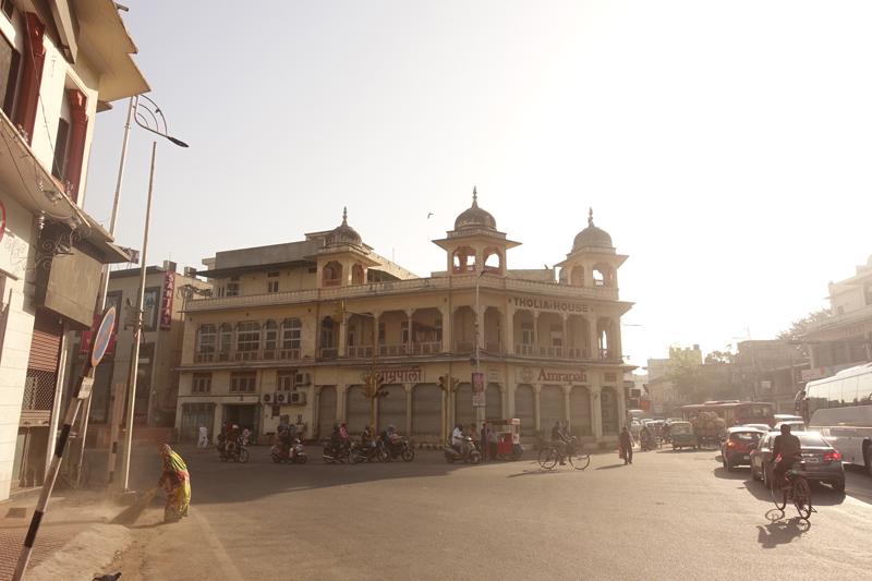Mon voyage à Jaipur en Inde