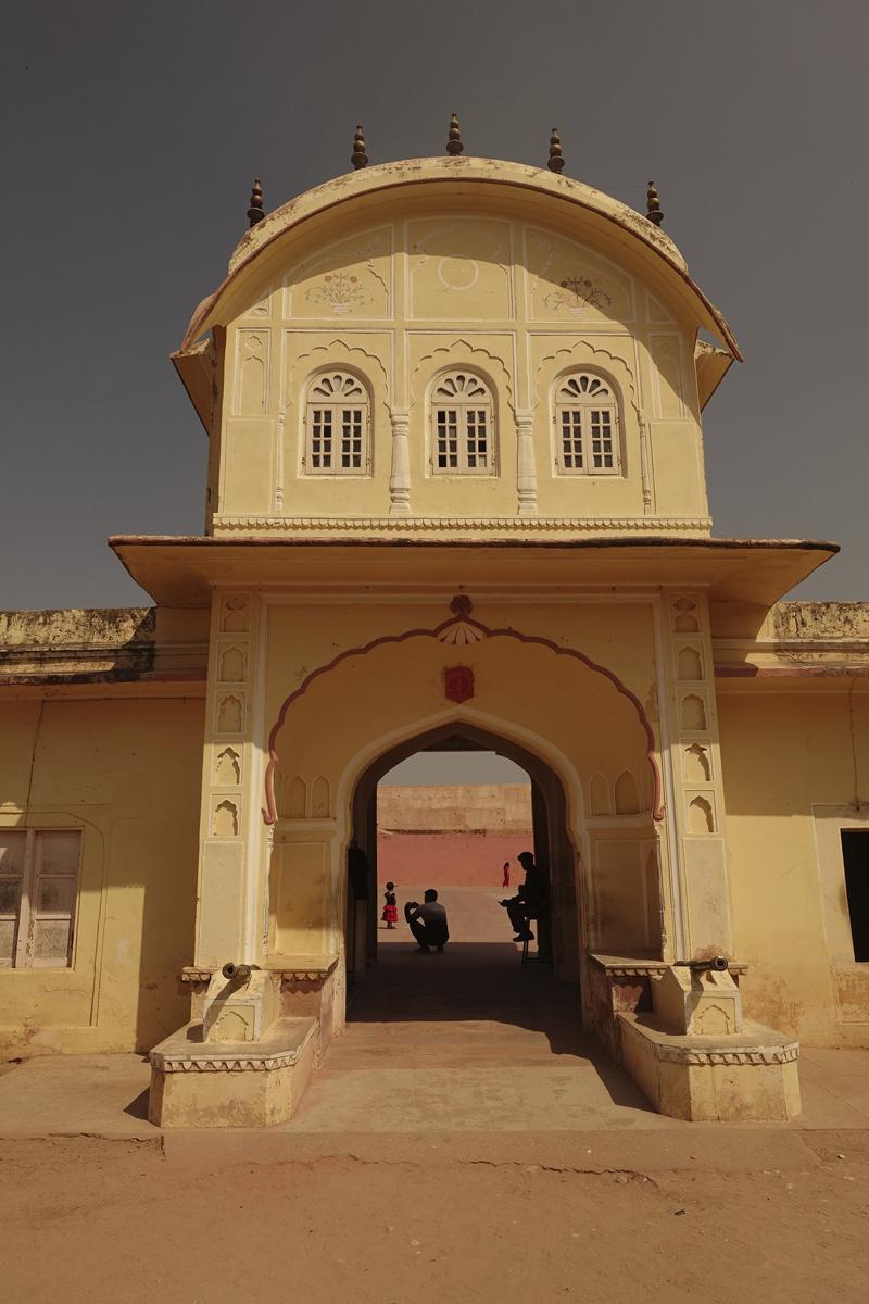 Mon voyage à Jaipur en Inde Jaigarh Fort