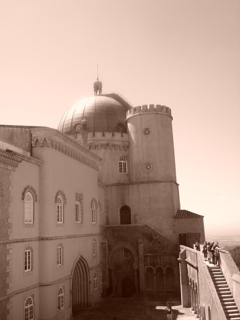 Mon voyage au Portugal Sintra