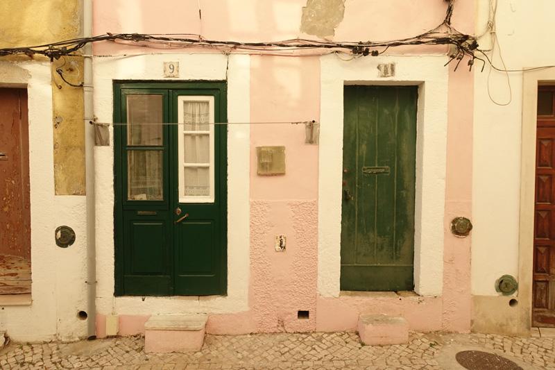Mon voyage à Setúbal au Portugal