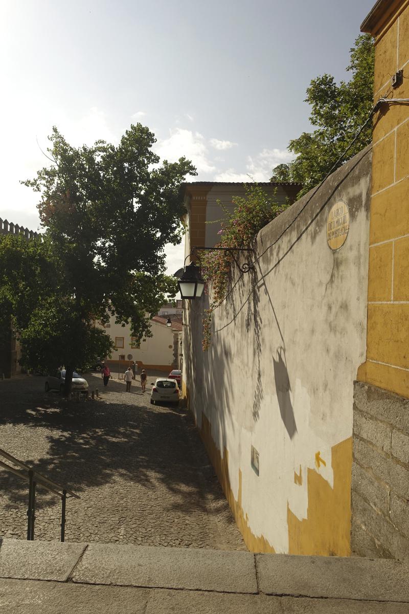Mon voyage à Évora au Portugal