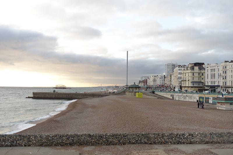 Mon voyage à Brighton en Angleterre