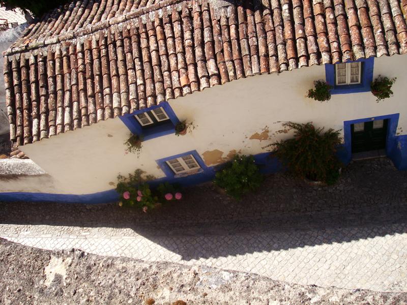 Mon voyage au Portugal Obidos