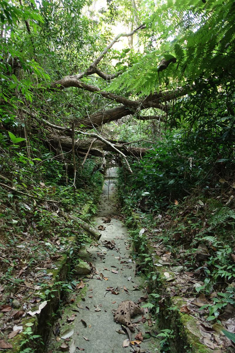 Penang Hill à George Town sur l'île de Penang en Malaisie