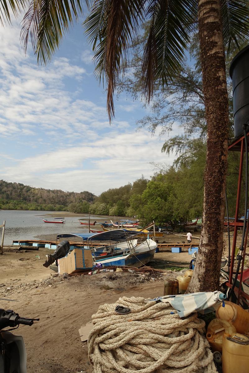 Mon voyage à Pantai Cenang sur l'île de Langkawi en Malaisie