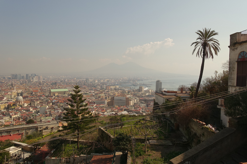 Mon voyage à Naples en Italie