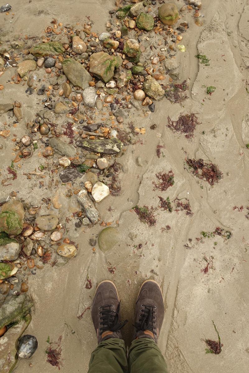 Mon voyage à Calais au Cap Gris Nez