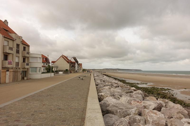 Mon voyage à Calais à Wissant