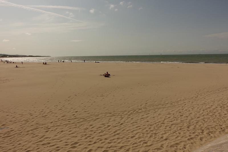 Mon voyage à Calais en France