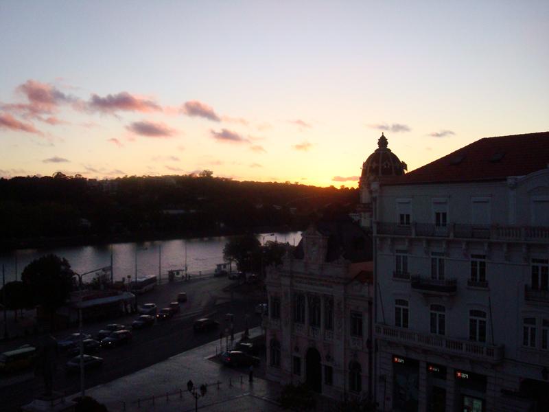 Mon voyage au Portugal Coïmbra