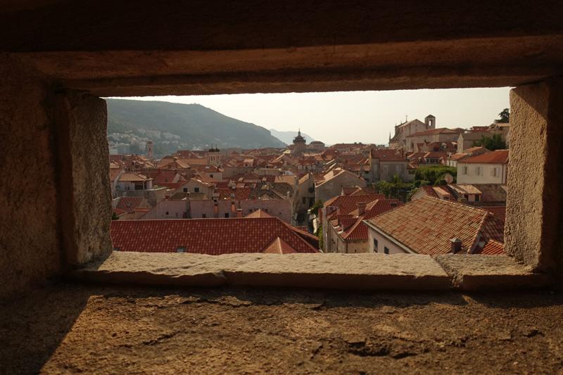 Mon voyage sur les remparts de Dubrovnik en Croatie