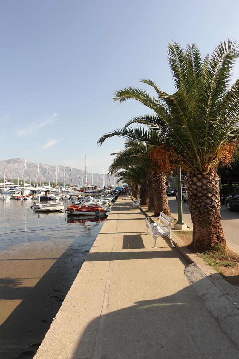 Mon voyage à Lumbarda sur l'île de Korcula en Croatie