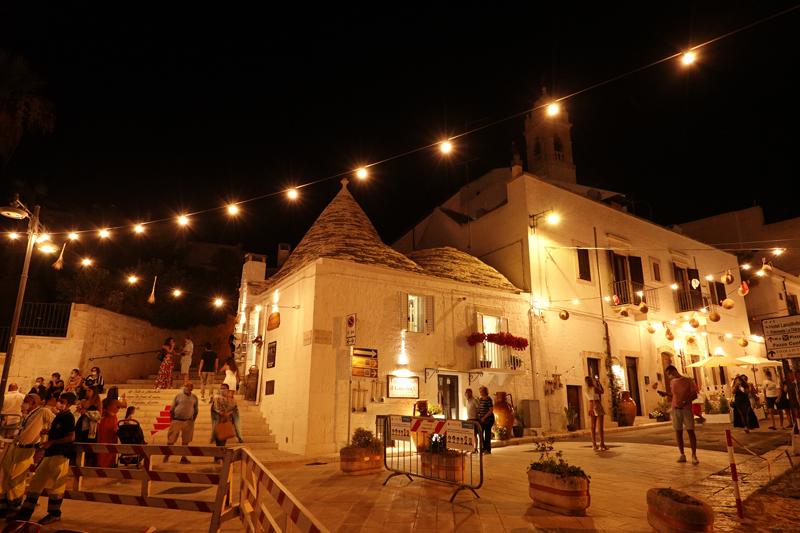 Mon voyage à Alberobello dans les Pouilles en Italie