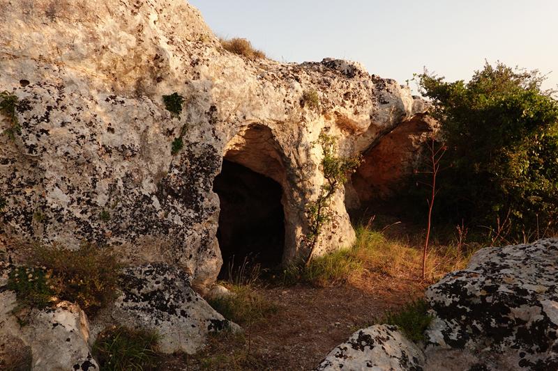 Mon voyage à Matera dans le Parco Murgia dans les Pouilles en Italie