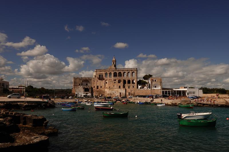 Mon voyage à San Vito dans les Pouilles en Italie