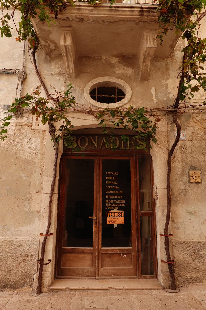 Mon voyage à Monopoli dans les Pouilles en Italie