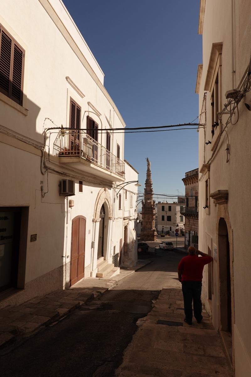 Mon voyage à Ostuni dans les Pouilles en Italie
