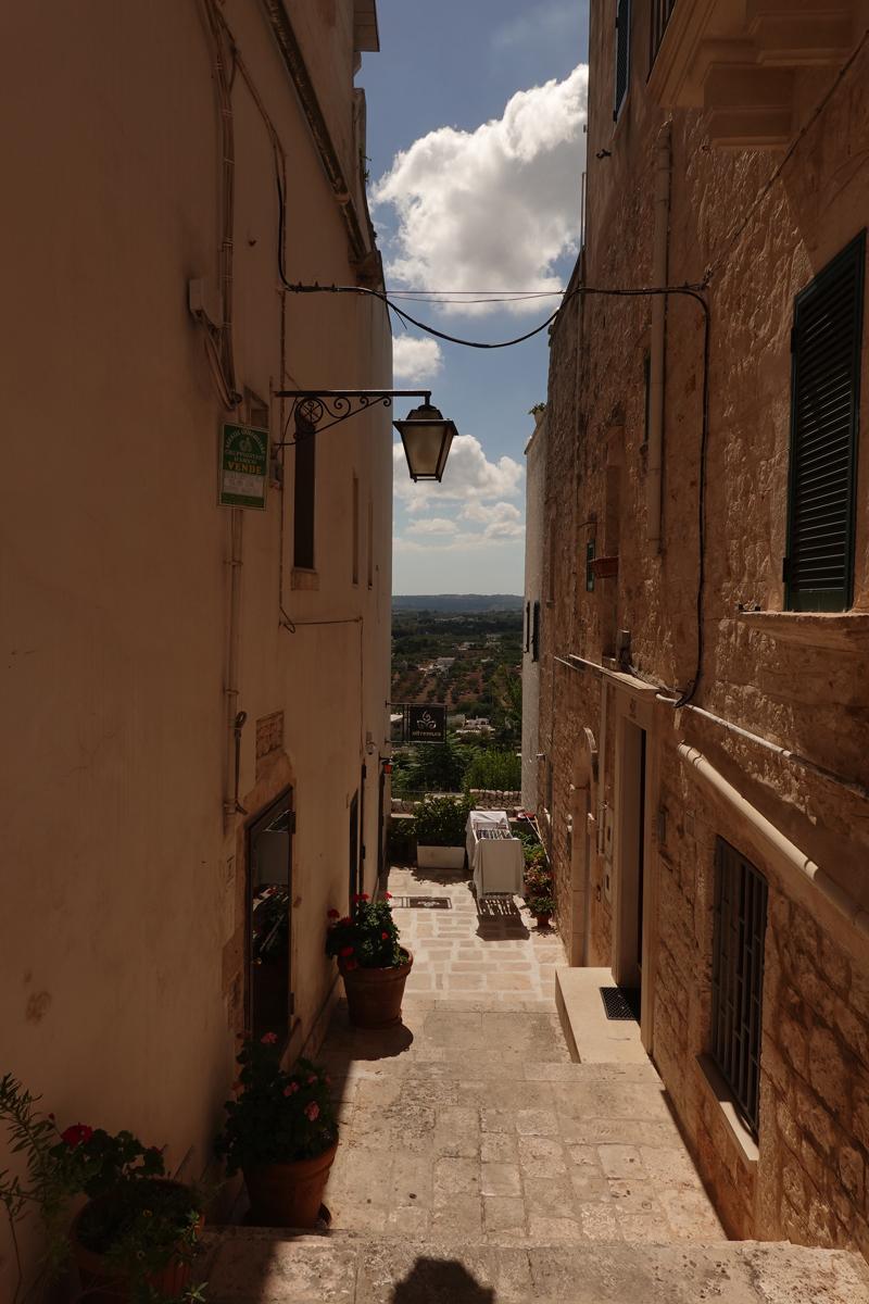 Mon voyage à Cisternino dans les Pouilles en Italie