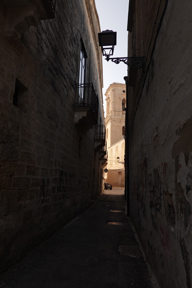 Mon voyage à Francavilla Fontana dans les Pouilles en Italie