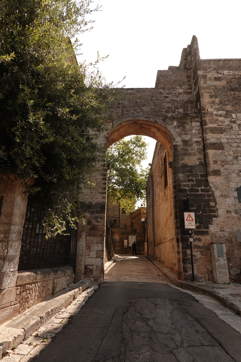 Mon voyage à Carovigno dans les Pouilles en Italie
