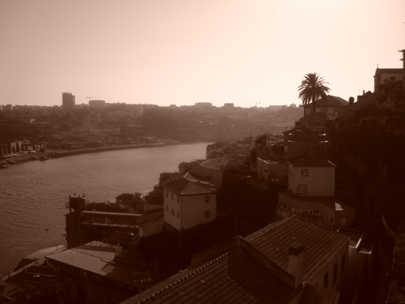 Mon voyage au Portugal Porto