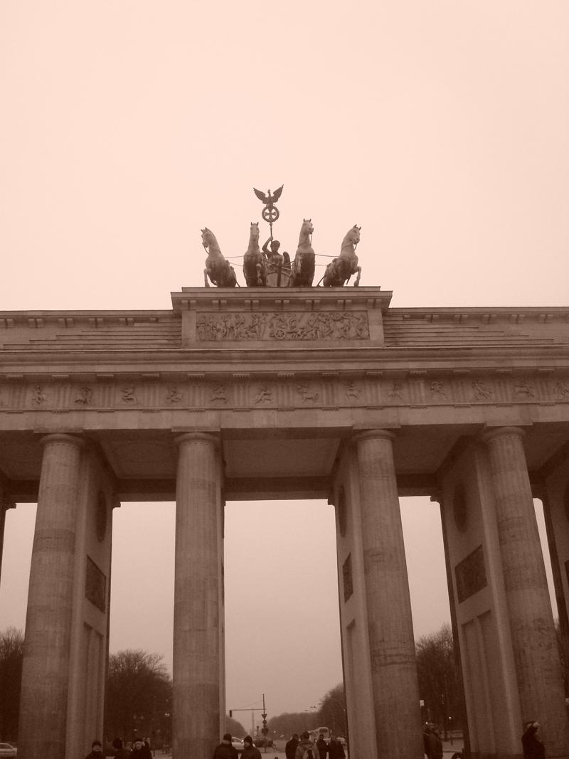 Mon voyage en Allemagne Berlin
