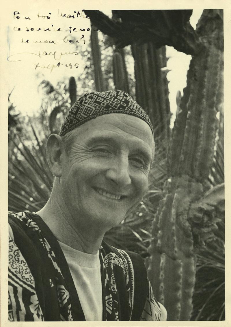 Jacques Majorelle Marrakech Maroc