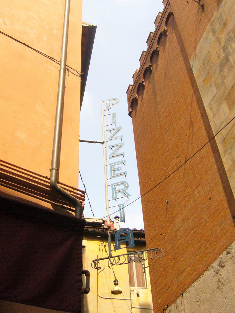 Mon voyage en Italie Pise