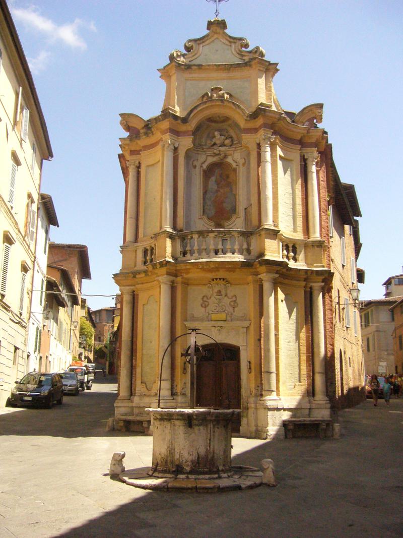 Mon voyage en Italie Sienne