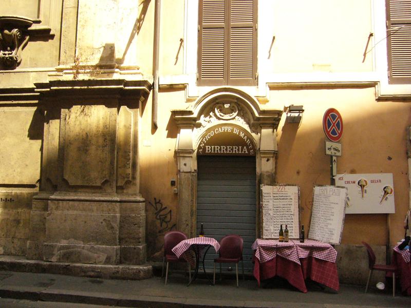 Mon voyage en Italie Rome