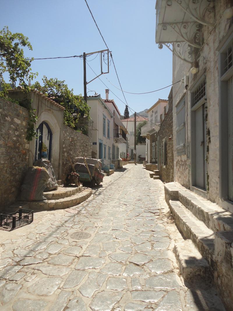 Mon voyage en Grèce L'île d'Hydra
