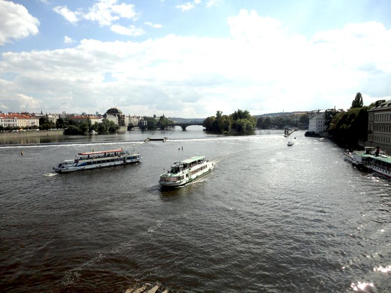 Mon voyage en République Tchèque Prague