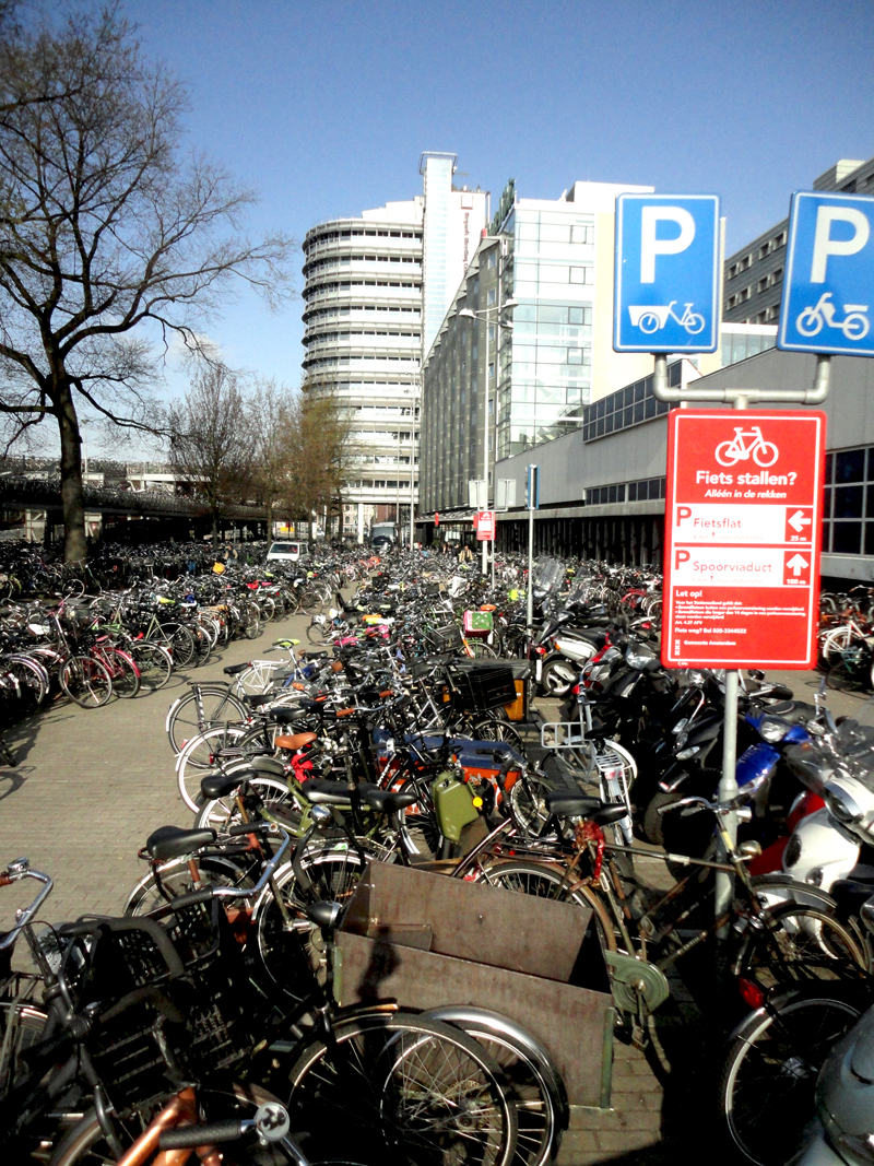 Mon voyage à Amsterdam