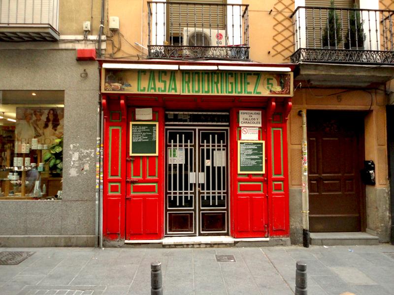Mon voyage en Espagne à Madrid