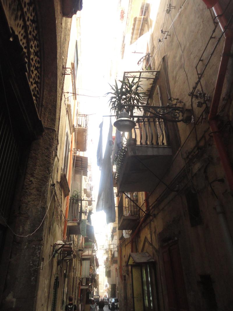 Mon voyage en Italie à Naples