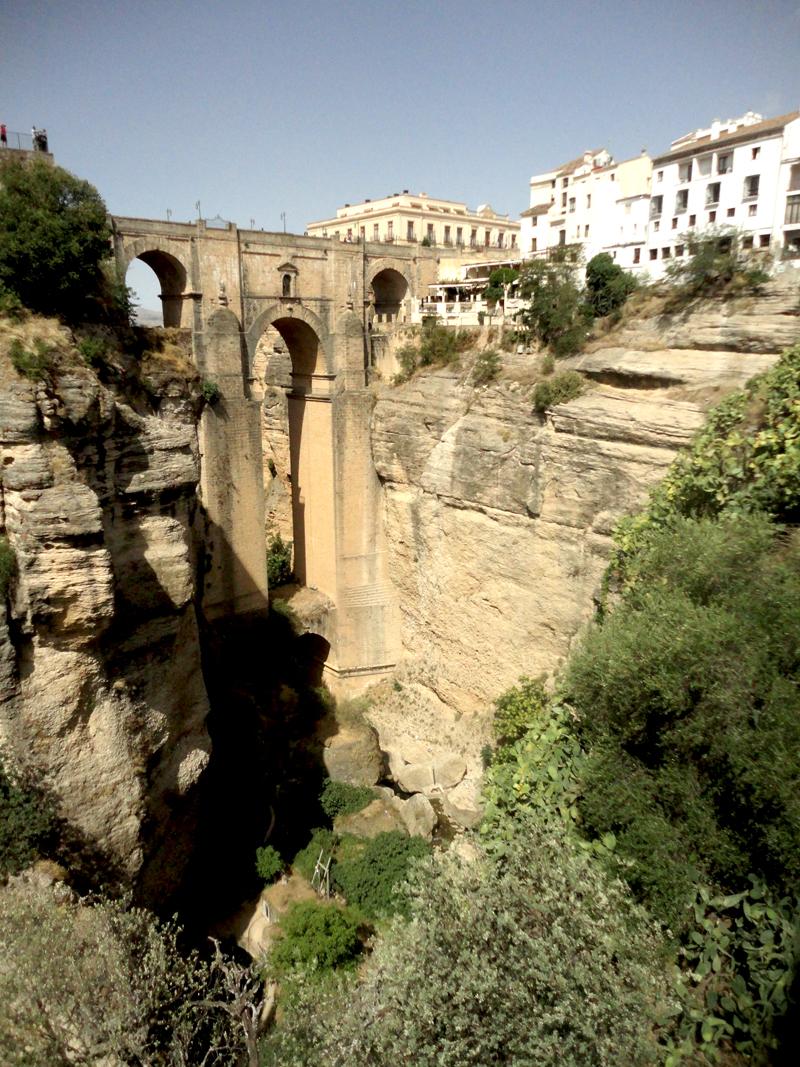 Mon voyage en Espagne à Ronda