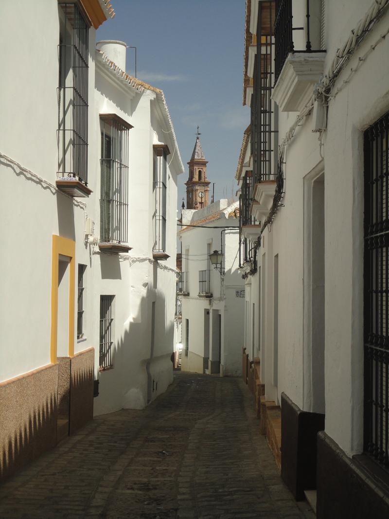 Mon voyage en Espagne à Carmona