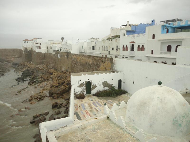 Mon voyage à Asilah au Maroc