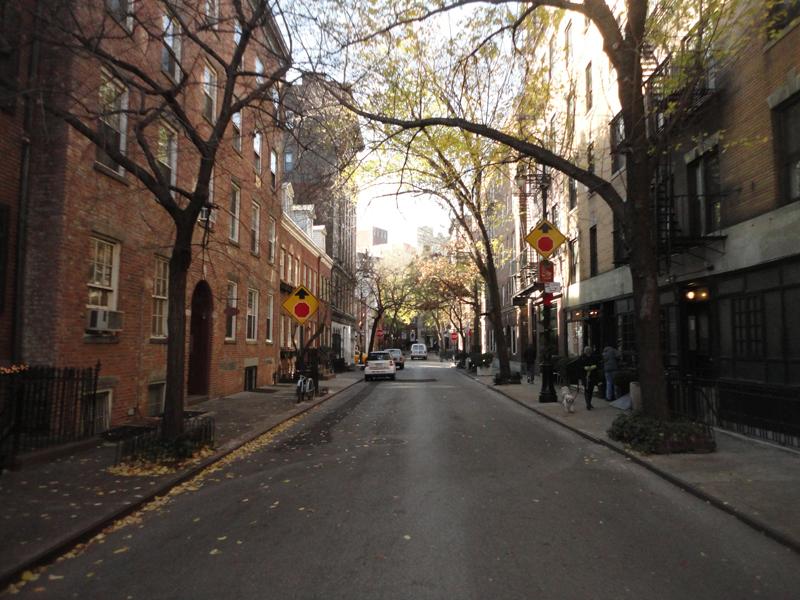 Mon voyage à New York à Chelsea, Soho et Greenwitch