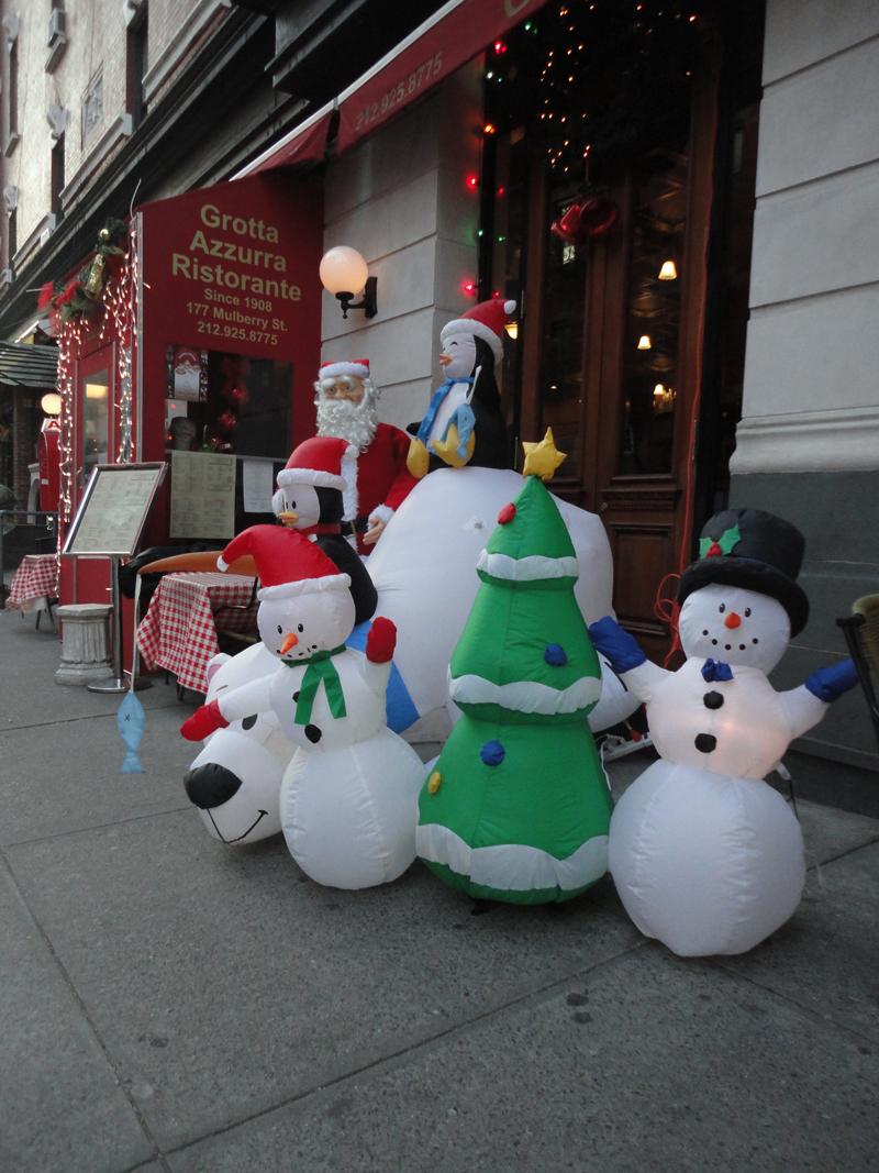 Mon voyage à New York à Chinatown et Little Italy