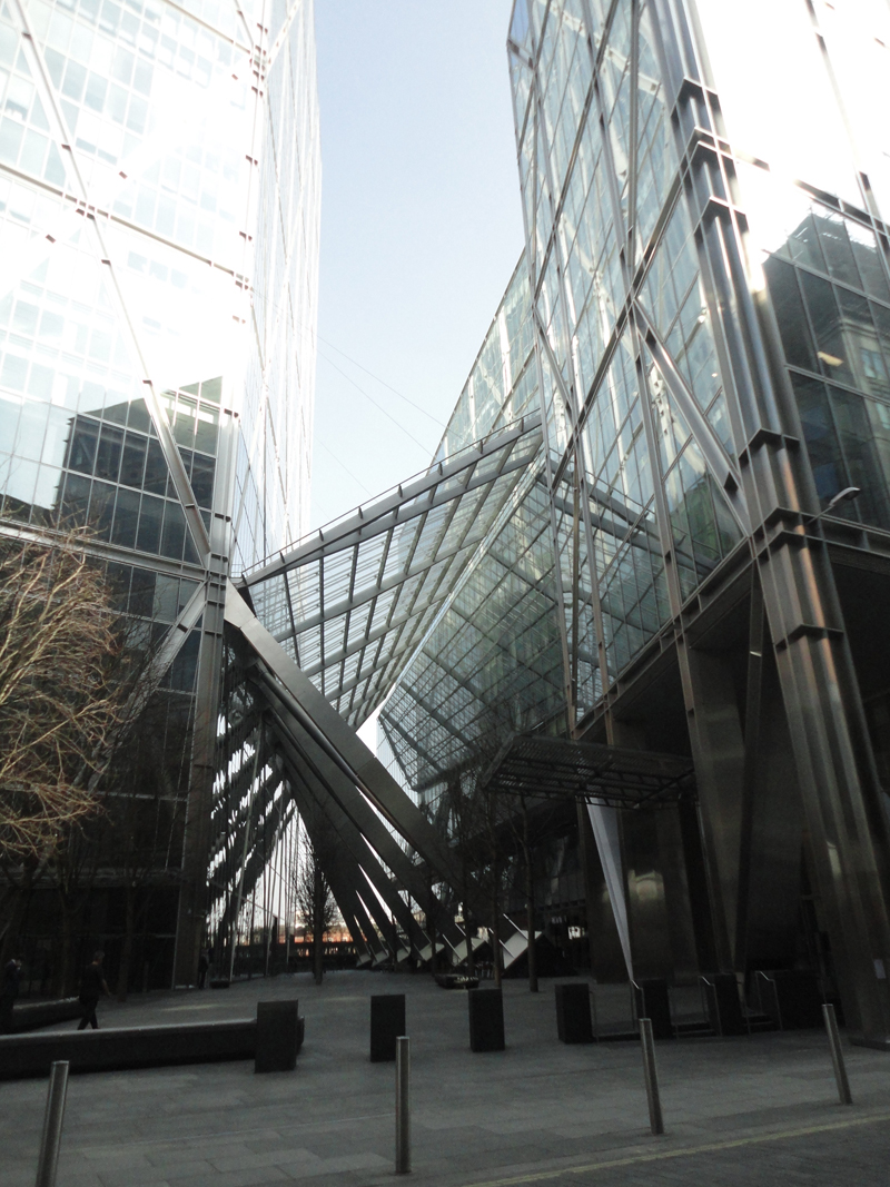 Mon voyage à Londres