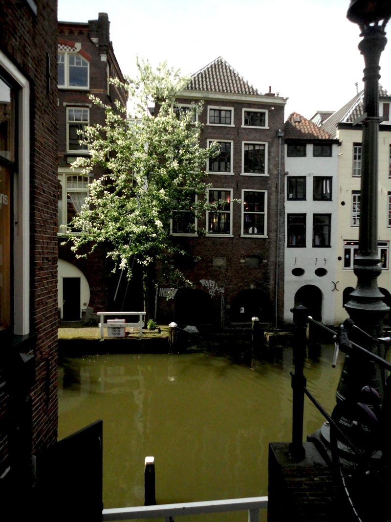 Mon voyage à Amsterdam à Utrecht