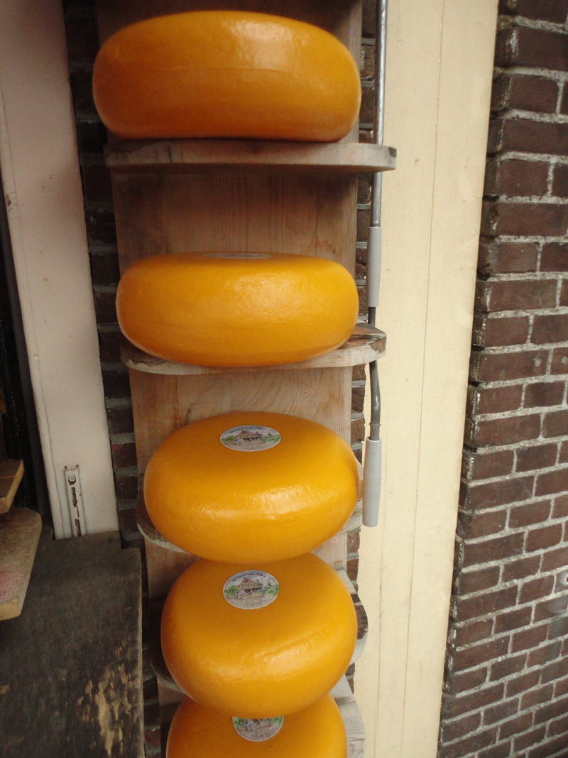 Mon voyage à Amsterdam à Volendam